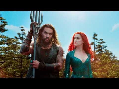'Aquaman' Passes 'Guardians Of The Galaxy' At Domestic Box Office