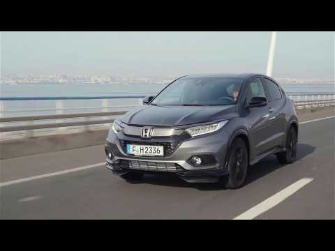 2019 HONDA HR-V Driving Video
