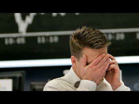 Markets Turbulent After Grim German Manufacturing Data Emerges