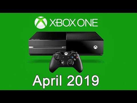 XBOX ONE Free Games - April 2019 (Games with Gold - Xbox Live / XBLA)