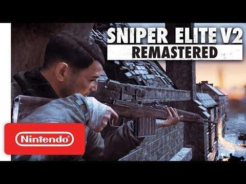 Sniper Elite V2 Remastered - Reveal Trailer - Nintendo Switch