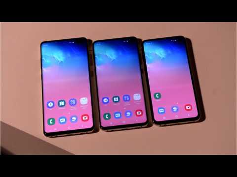 Energy Ring App Makes Most Use Of Galaxy S10 Hole-Punch