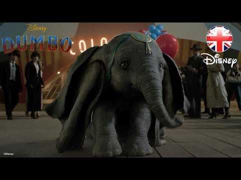 DUMBO | Fly Little One! Clip - Colin Farrell, Eva Green, Danny DeVito | Official Disney UK