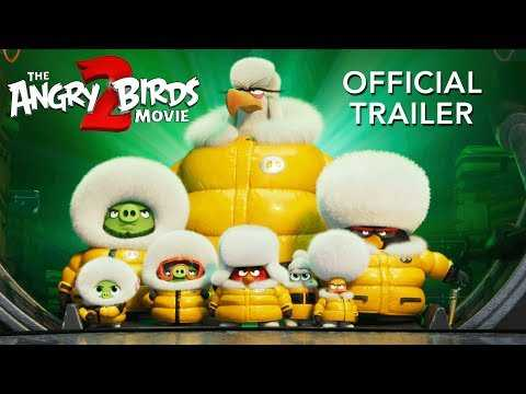 Angry Birds 2 - International Trailer - At Cinemas October 4