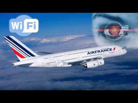 Biométrie, wifi à bord et startups : Air France décolle sur l'innovation  DQJMM (2/2)