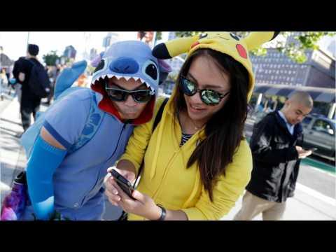 'Pokemon Go' Launches Valentine's Day Event
