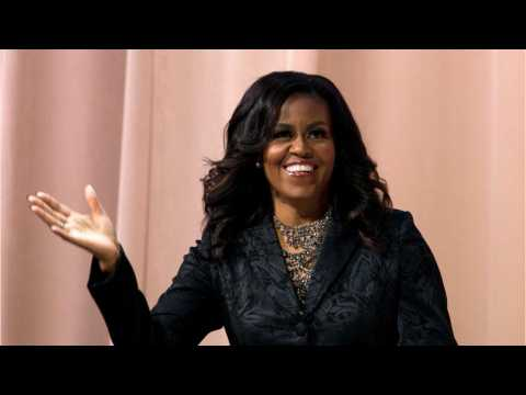 Michelle Obama Jokes That Her Mom Doesn't Think She's A Real Celebrity