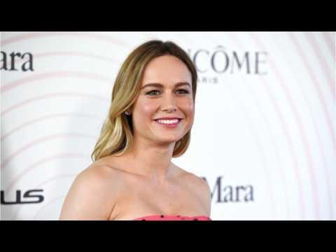 Brie Larson Talks 'Captain Marvel'
