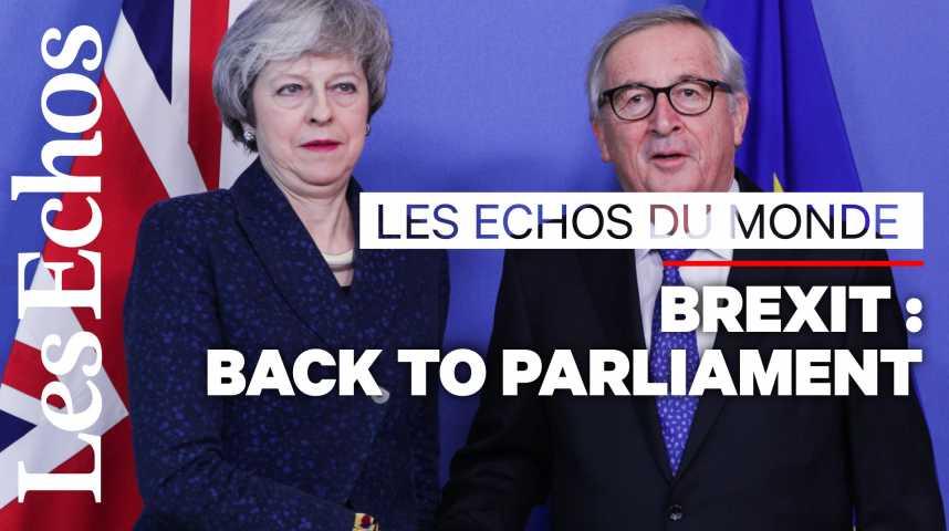 Illustration pour la vidéo Accord sur le Brexit : ce que Bruxelles est prêt à accepter (ou pas)