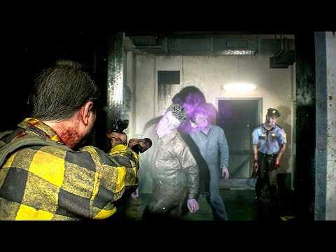 RESIDENT EVIL 2 The Ghost Survivors Launch Trailer (2019) PS4 / XBox One / PC
