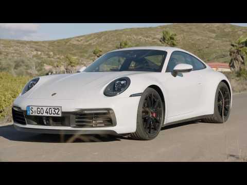 Porsche 911 Carrera S Carrara Design in White Metallic