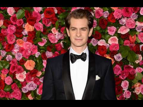 Andrew Garfield is big Strictly Come Dancing fan
