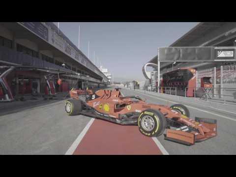 Ferrari Testing Days - Ferrari SF90 is ready for the F1 Season 2019