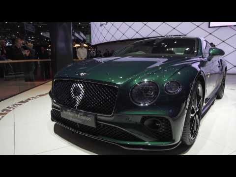Bentley 100 years - The Story of Bentley