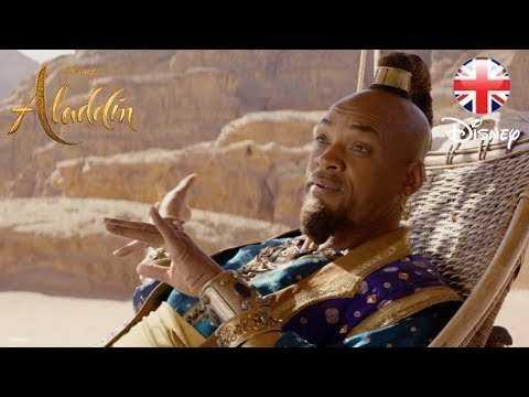ALADDIN | 2019 New Trailer | Official Disney UK