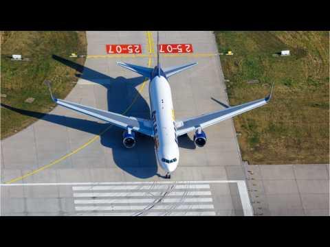 Cargo Jet Crashes Near Houston Airport