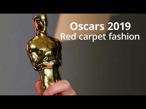 The Oscars 2019: Red carpet fashion