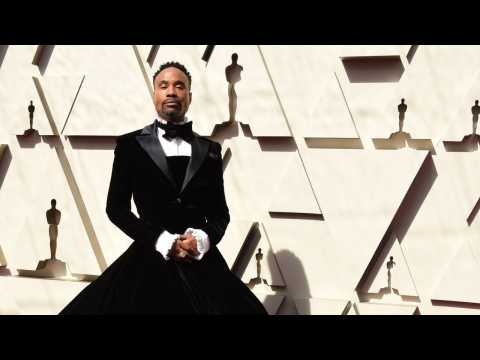 Billy Porter Turns Heads At 2019 Oscars Red Carpet