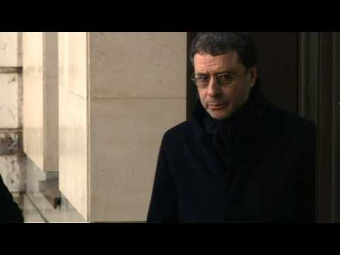 France's Djouhri arrives at court for extradition ruling