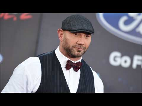 Dave Bautista Reportedly Backstage At WWE Raw