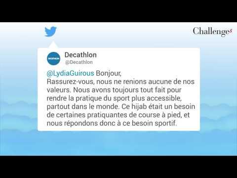 """Decathlon : l'entreprise française crée la polémique puis annule la commercialisation prévue d'un """"hijab de running"""""""