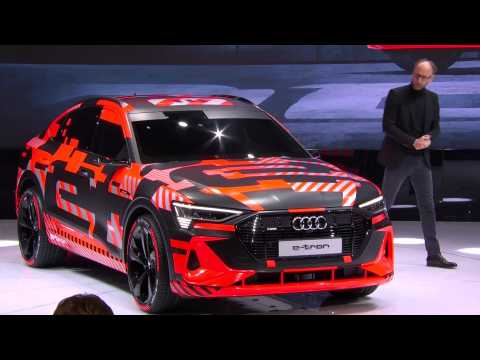 Audi Highlights of the 2019 Geneva Motor Show