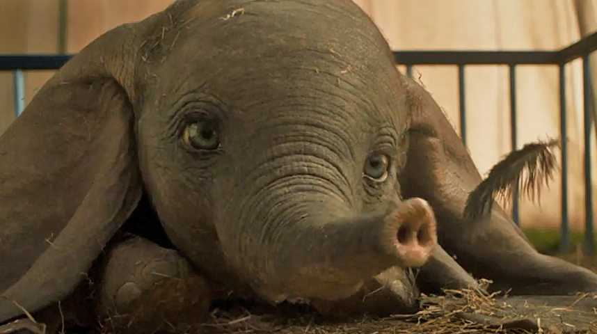 Dumbo - Bande annonce 11 - VO - (2019)