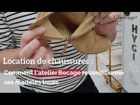 Comment L'atelier Bocage reconditionne ses modèles loués