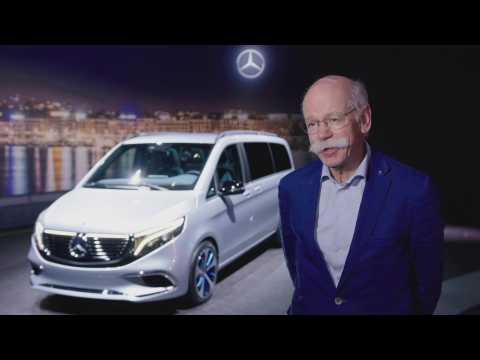 Mercedes-Benz at the Geneva international Motor Show 2019 - Dr. Dieter Zetsche