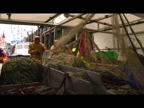 "French fishermen fear ""war"" after Brexit"