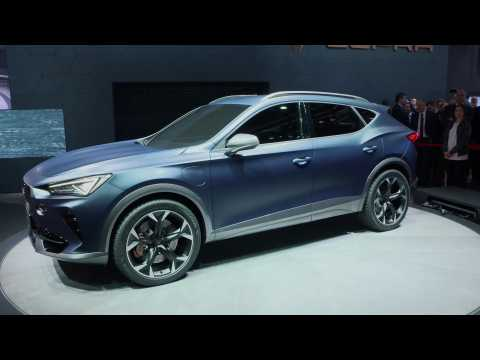 Geneva 2019 - World premiere of Cupra Formentor and Seat el-born