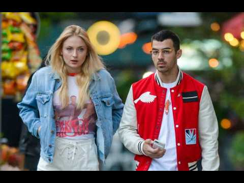 Joe Jonas helped Sophie Turner find happiness