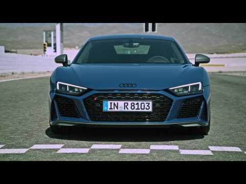Audi R8 Coupé V10 performance quattro Exterior Design