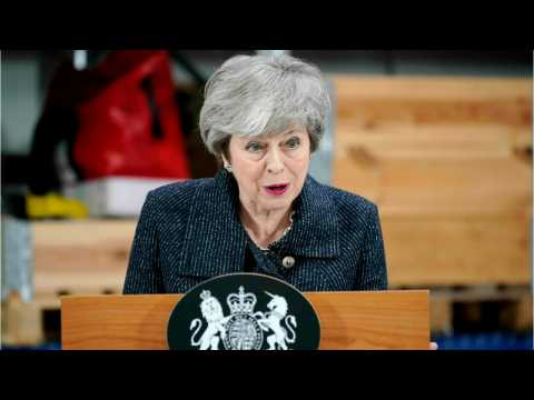 """UK Prime Minister Theresa May Urges The EU To Make """"One More Push"""" In Brexit Negotiations"""