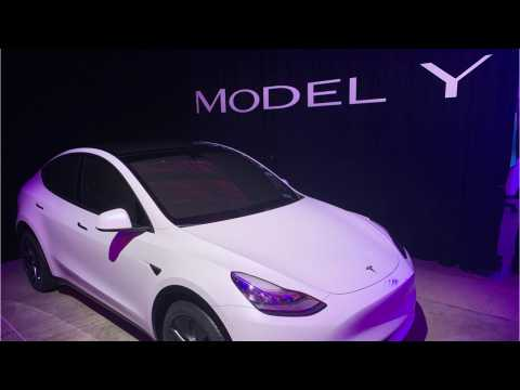 Tesla Unveils Long Range Model Y
