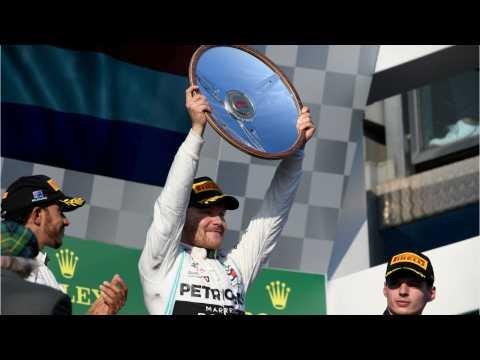 Valtteri Bottas Wins Opening F1 Race