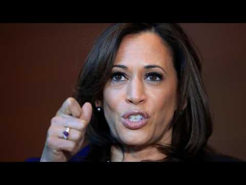 Kamala Harris' Plan Of Attack: First, Lock Down California
