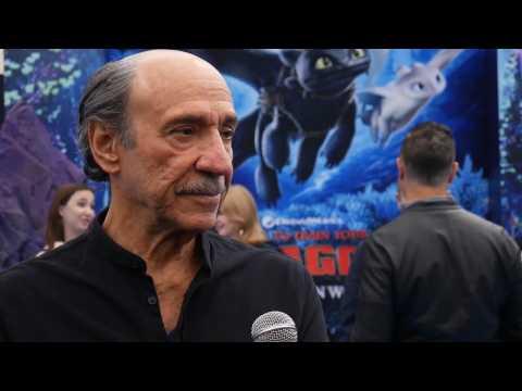 F. Murray Abraham praises cartoon characters