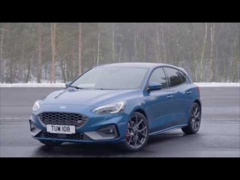 2019 Ford Focus ST Design Preview