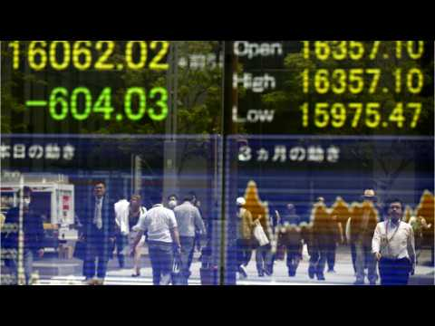 Asian Shares Close To 4 Month High