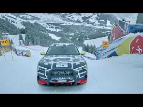 Audi e-tron extreme Action Clip
