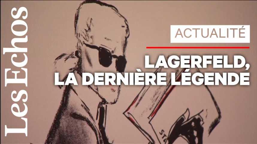Illustration pour la vidéo Lagerfeld ou la réinvention de la maison Chanel
