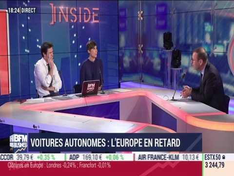 Voiture autonomes: l'Europe en retard - 18/02