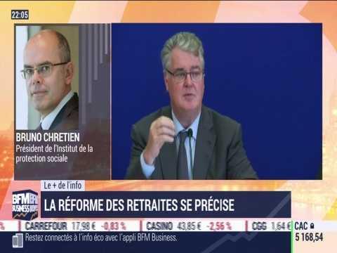Le + de l'info: la réforme des retraites se précise - 18/02