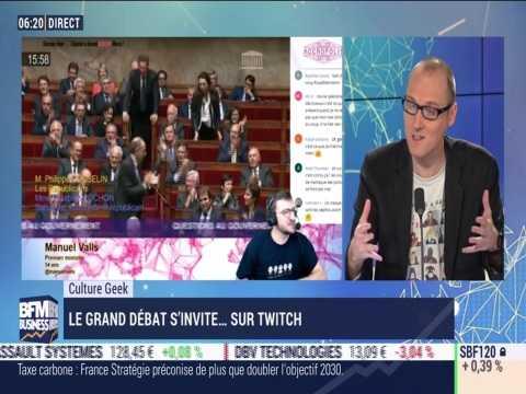 Anthony Morel: Le grand débat s'invite... sur Twitch - 19/02
