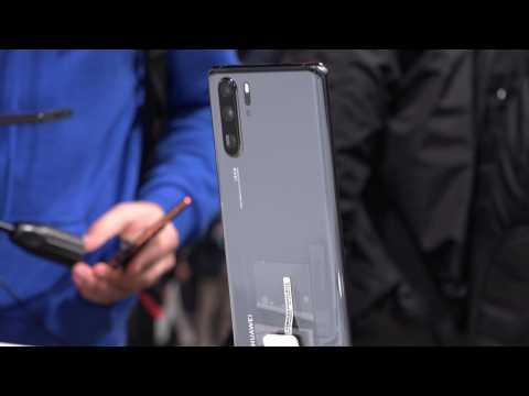 Huawei P30 et P30 pro misent tout sur la photo