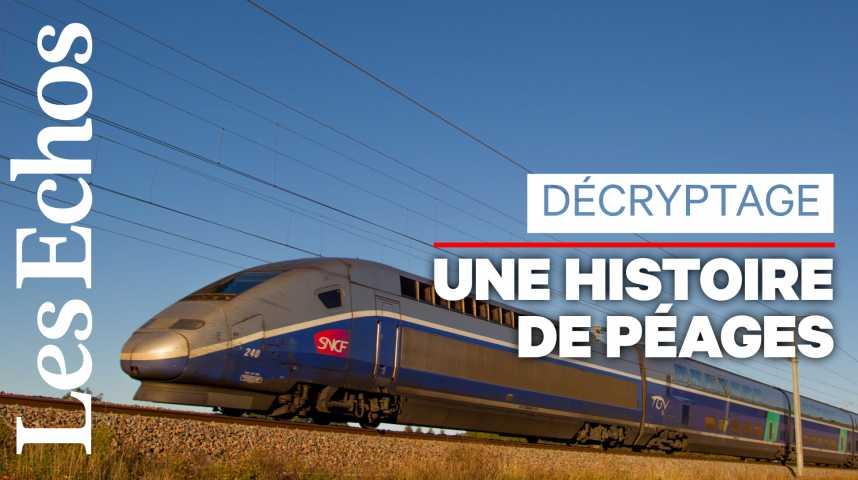Illustration pour la vidéo TGV : pourquoi la SNCF gagnera de l'argent grâce à ses futurs concurrents