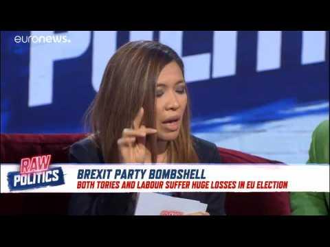 Raw Politics in full: EU elections breakdown, first-ever trans MEP