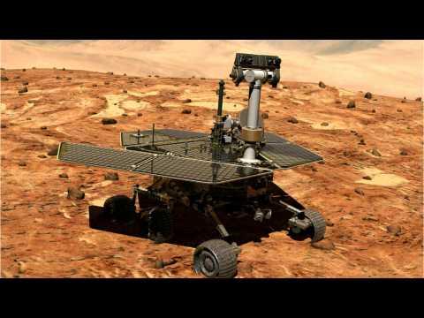 NASA Testing Out Mars 2020 Rover