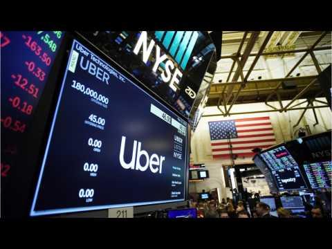 Uber's Earnings Beat Estimates